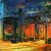 Free online flash games - Old River Palace Escape game - WowEscape