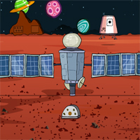 Free online flash games - Jolly Boy Escape From Mars  game - WowEscape