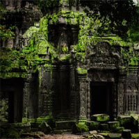 Free online flash games - Cambodia Mystery The Hidden Gem game - WowEscape