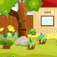 Free online flash games - E7G Escape The Garden game - WowEscape