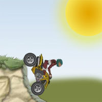 Free online flash games - Stunt Mountain game - WowEscape