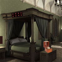 Free online flash games - 365 Mysterious Mansion