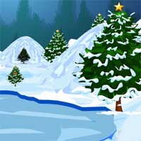 Free online flash games - NsrEscapeGames Merry Christmas 12 game - WowEscape