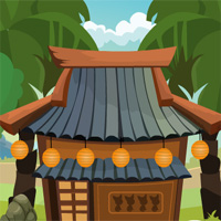 Free online flash games - Games4King Cute Baby Buddha Rescue game - WowEscape