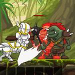 Free online flash games - Stacker War game - WowEscape