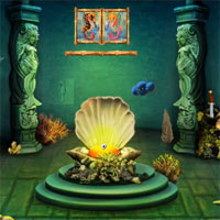 Free online flash games - Sea Angel EnaGames game - WowEscape