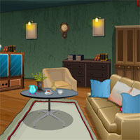Free online flash games - Ena Politician House game - WowEscape