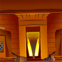 Free online flash games - Top10 Escape From Pharaoh