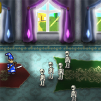 Free online flash games - Mervin Defense game - WowEscape