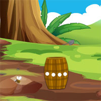 Free online flash games - 8b Woodpecker Chick Escape game - WowEscape