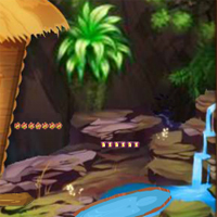 Free online flash games - Top10NewGames Escape From Fantasy World Level 36 game - WowEscape