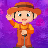 Free online flash games - G4K Farmer Escape With Pitchfork game - WowEscape