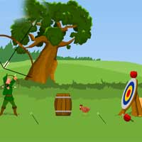 Free online flash games - Green Archer 2 game - WowEscape