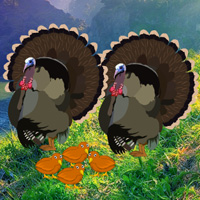 Free online flash games - Thanksgiving Mom Turkey Escape game - WowEscape