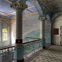 Free online flash games - 365Escape Abandoned Building Escape game - WowEscape