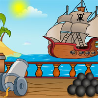 Free online flash games - Island Rescue game - WowEscape