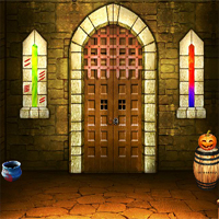 Free online flash games - Halloween Dark Magic Castle game - WowEscape