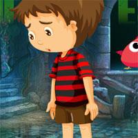 Free online flash games - G4K Afraid Boy Escape game - WowEscape