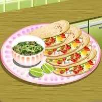 Free online flash games - Saras Cooking Class Fish Tacos CookingGames game - WowEscape