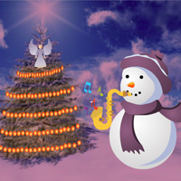 Free online flash games - Wowescape Christmas Carol Escape game - WowEscape