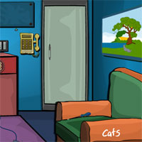 Free online flash games - NsrGames Room Escape 19 game - WowEscape