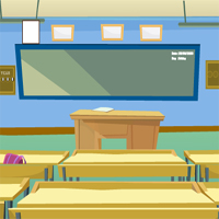 Free online flash games - Games4Escape New High School Escape