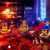 Free online html5 games - Top10NewGames Halloween Celebration Go Head game