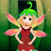 Free online flash games - Fruits Forest Fairy Escape game - WowEscape