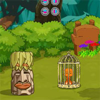Free online flash games - G2J Cute Munchkin Cat Rescue
