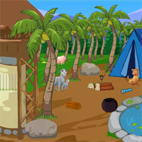 Free online flash games - Top10 Thanksgiving Rescue the Calf  game - WowEscape