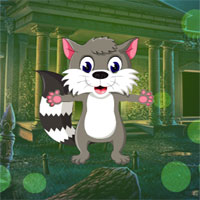 Free online flash games - G4K Gray Squirrel Escape game - WowEscape