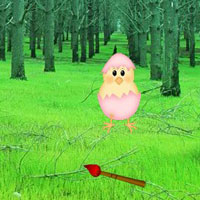 Free online flash games - Find the Chocolate Bunny