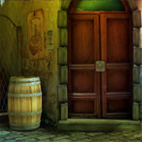 Free online flash games - AvmGames Old Pretty Palace Escape game - WowEscape