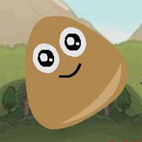 Free online flash games - Bullet Pou game - WowEscape