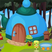 Free online flash games - Games4King Cute Princess Escape From Fantasy House game - WowEscape