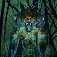 Free online flash games - Fantasy Devil Forest Escape game - WowEscape