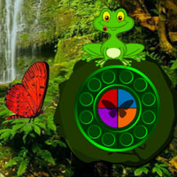 Free online flash games - Big Butterfly Land Escape game - WowEscape