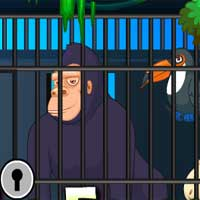Free online flash games - Rescue The Forest Animals game - WowEscape