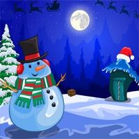 Free online flash games - MirchiGames Secret Santa Bag Escape game - WowEscape