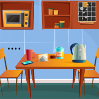 Free online flash games - Classy Kitchen Escape game - WowEscape
