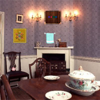Free online flash games - Meteorological House Escape game - WowEscape