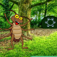 Free online flash games - Pests Forest Escape game - WowEscape