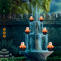 Free online flash games - 8BGames Halloween Kids Escape game - WowEscape
