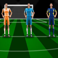 Free online flash games - Euro Soccer Stars game - WowEscape