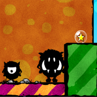 Free online flash games - Monsters in Bunnyland game - WowEscape