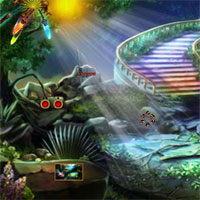 Free online flash games - Top10 Escape From Fantasy World Level 10 game - WowEscape