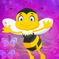 Free online flash games - G4K Ecstasy Bee Escape