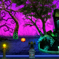 Free online flash games - NSREscapeGames Halloween Escape 2018 Chapter 8 game - WowEscape