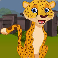 Free online flash games - G4E Fastest Cheetah Escape  game - WowEscape