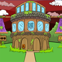 Free online flash games - Monster Brinjal Escape